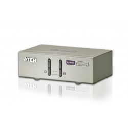 KVM Switch ATEN รุ่น CS72U  2 port USB KVM Switch with Audio