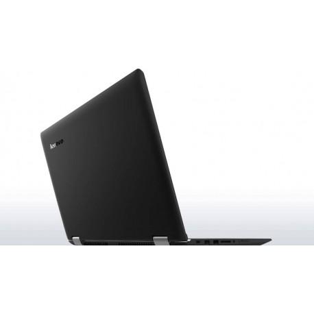 โน๊ตบุ๊ค เลอโนโว Notebook Lenovo Yoga500 14-80N400J4TA (Black)