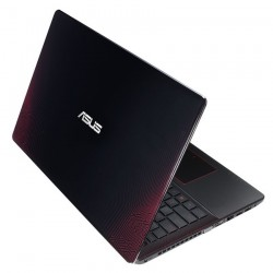 โน๊ตบุ๊ค เอซุส Notebook Asus A550JX-XX145D (Black with Diamond texture)