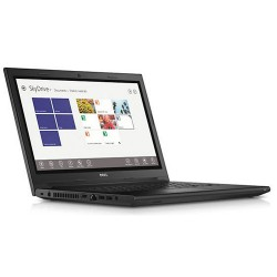 โน๊ตบุ๊ค เดล Notebook Dell Inspiron N3458-W561052TH (Black)