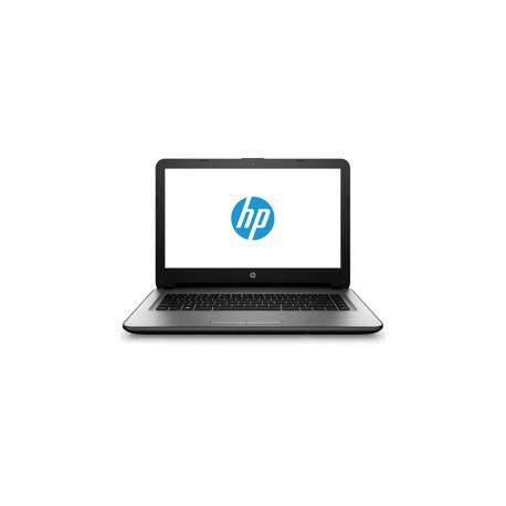 โน๊ตบุ๊ค Notebook HP 14-ac101TX (Silver)