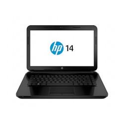 โน๊ตบุ๊ค Notebook HP 14-ac103TX (Black)