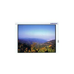 VERTEX จอมอเตอร์ไฟฟ้า จอมอเตอร์ไฟฟ้า (Motorized Screen)-70 นิ้ว เนื้อ MW สัดส่วน 1:1