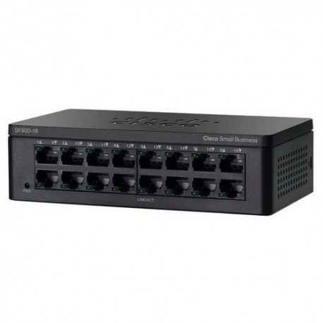 Switching Hub CISCO (SF95D-16-AS) 16 Port