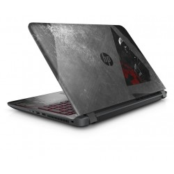 Notebook HP Pavilion Star Wars 15-an002TX (Silver)