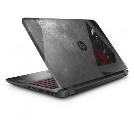 โน๊ตบุ๊ค สตาร์วอร์ Notebook HP Pavilion Star Wars 15-an002TX (Silver) Win10, ประกัน Onsite