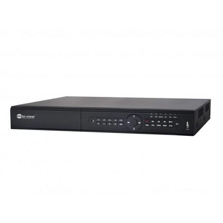hi-view  HP-9504PE NVR 4 ch