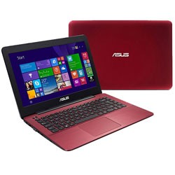 Notebook Asus E202SA-FD0017D (Rouge)