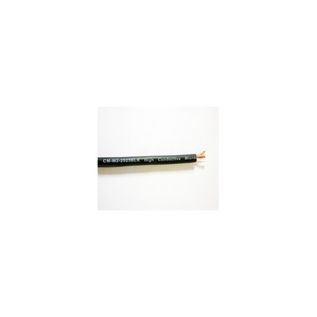 CM : CM-M2-2525 Microphone Cable 2 Core, Stereo 25 AWG