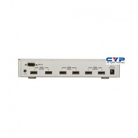 CYP CHMX-24 HDMI 2X4 MATRIX