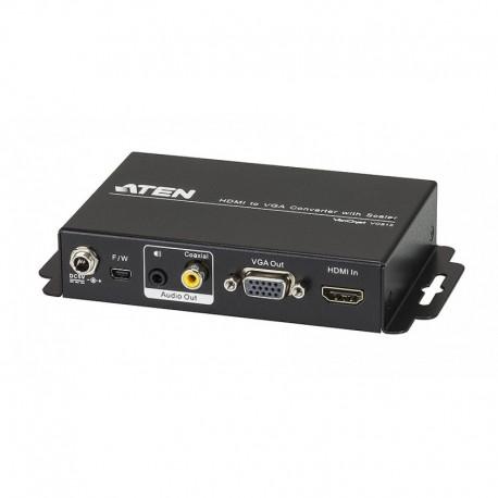 ATEN: VC812 (HDMI TO VGA CONVERTER WITH SCALER)