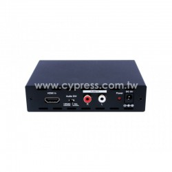 CLUX-H2SDI  : HDMI TO DUAL-LINK SDI CONVERTER