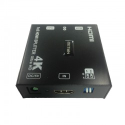NEXIS รุ่น FH-SP102E  2 Port HDMI Splitter support 3D