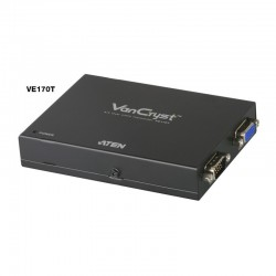 ATEN  : VE170  A/V Over Cat 5 Extender