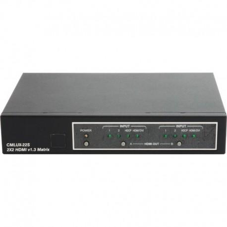 CYP : CMLUX-22S  2×2 HDMI MATRIX