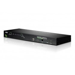 ATEN:CS1708A  8-port USB and PS/2 KVMP Switch