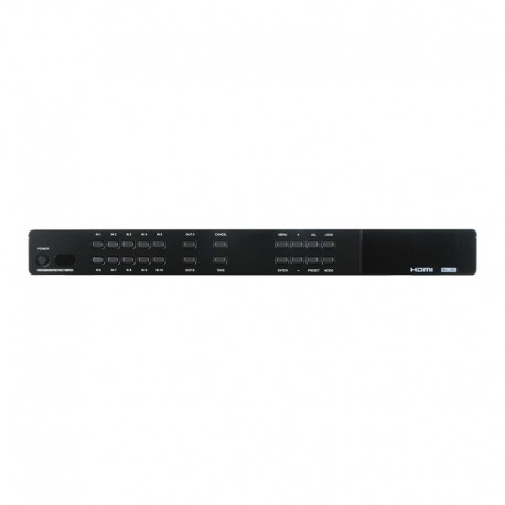 CYPRESS : CDPS-U10H2HFS 4K HDMI MATRIX SWITCHER 10 IN 2 OUT