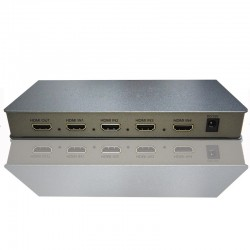 NEXIS: SH-SW41D HDMI QUAD SWITCHER
