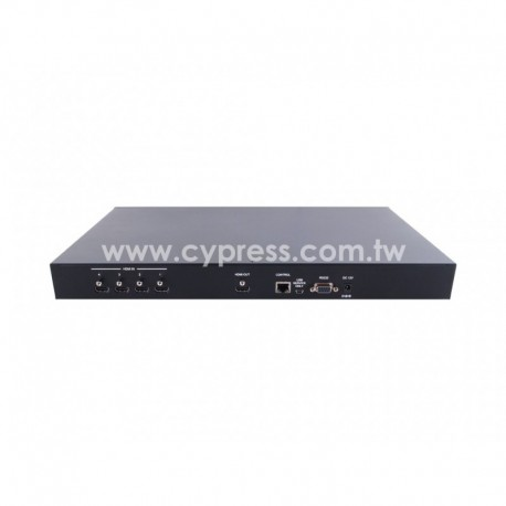CYPRESS : CDPS-41SQ  4×1 HDMI SEAMLESS QUAD, PIP, SCALER