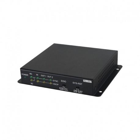 CYPRESS รุ่น SP912 HDMI SPLITTER 1×2 (4K@60HZ 444)