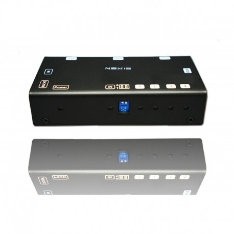 NEXIS รุ่น FH-SP104E  4 PORT HDMI SPLITTER WITH 4K SUPPORT