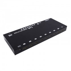 NEXIS รุ่น FH-SP108E 8 PORT HDMI SPLITTER WITH 4K SUPPORT