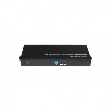 NEXIS รุ่น FH-SU108L  PORT HDMI SPLITTER OVER UTP CABLE WITH 3D SUPPORT