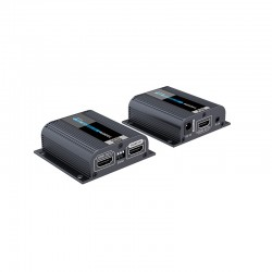 VENZEL รุ่น LE-H40 HDMI,IR EXTENDER 40M WITH POE
