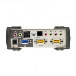 ATEN รุ่น  CS1732A 2-PORT PS/2 USB KVMP SWITCH