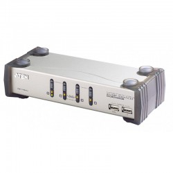 ATEN รุ่น CS1734A 4PORT PS/2 USB KVMP SWITCH