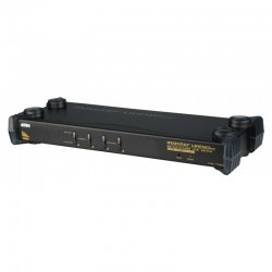 ATEN รุ่น CS1754 4PORT PS/2 USB KVM