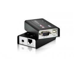 ATEN รุ่น CE100  MINI USB KVM EXTENDER