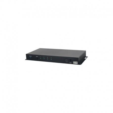 4K HDMI SWITCHER 4X1 รุ่น SW941