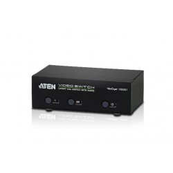 ATEN: VS0201 (2 Port VGA Switch with Audio)