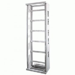 "G0-61942  19"" GERMAN TELECOM RACK 42U  (Galvanize steel)"