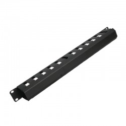 G7-06003  CABLE MANAGEMENT PANEL WITH COVER (แผงจัดสายมีฝาครอบ)