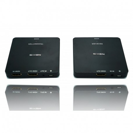 TW-H30 อุปกรณ์ส่งสัญญาณ HDMI ที่ย่านความถี่ 5G แบบไร้สายไกลสูงสุดถึง 30 เมตร รองรับ 3D