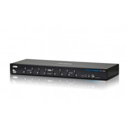 ATEN:CS1788 8-Port USB DVI Dual Link KVM Switch
