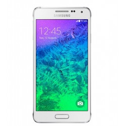 SAMSUNG Galaxy Alpha (G850F  White) Support 4G