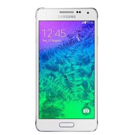 SAMSUNG Galaxy Alpha (G850F สีขาว) Support 4G