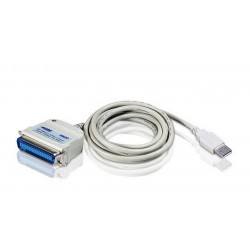ATEN : UC1284B  USB to Parallel cable