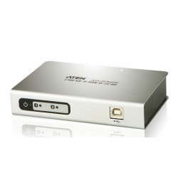 ATEN : UC2322 USB to Serial RS232