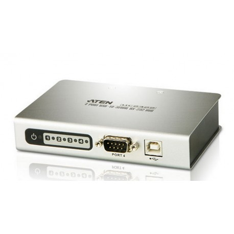 ATEN : UC2324 USB to serial RS232